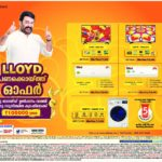 LLoyd – Onam Offer 2017
